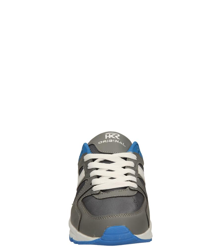 Męskie SPORTOWE CASU 9A-HG85010 szary;niebieski;biały