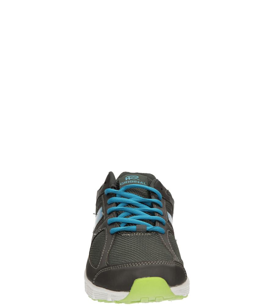 Męskie SPORTOWE CASU 9ACH-85018 szary;niebieski;zielony