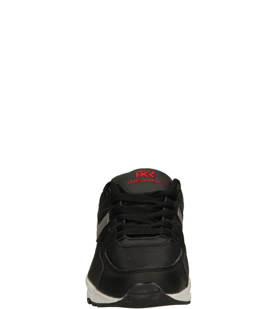 Męskie SPORTOWE CASU 9A-HG85010 czarny;szary;czerwony