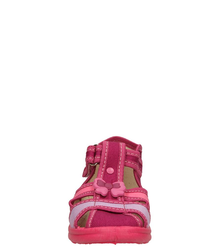 Dziecięce KAPCIE VI-GGA-MI SMERFE różowy;fioletowy;