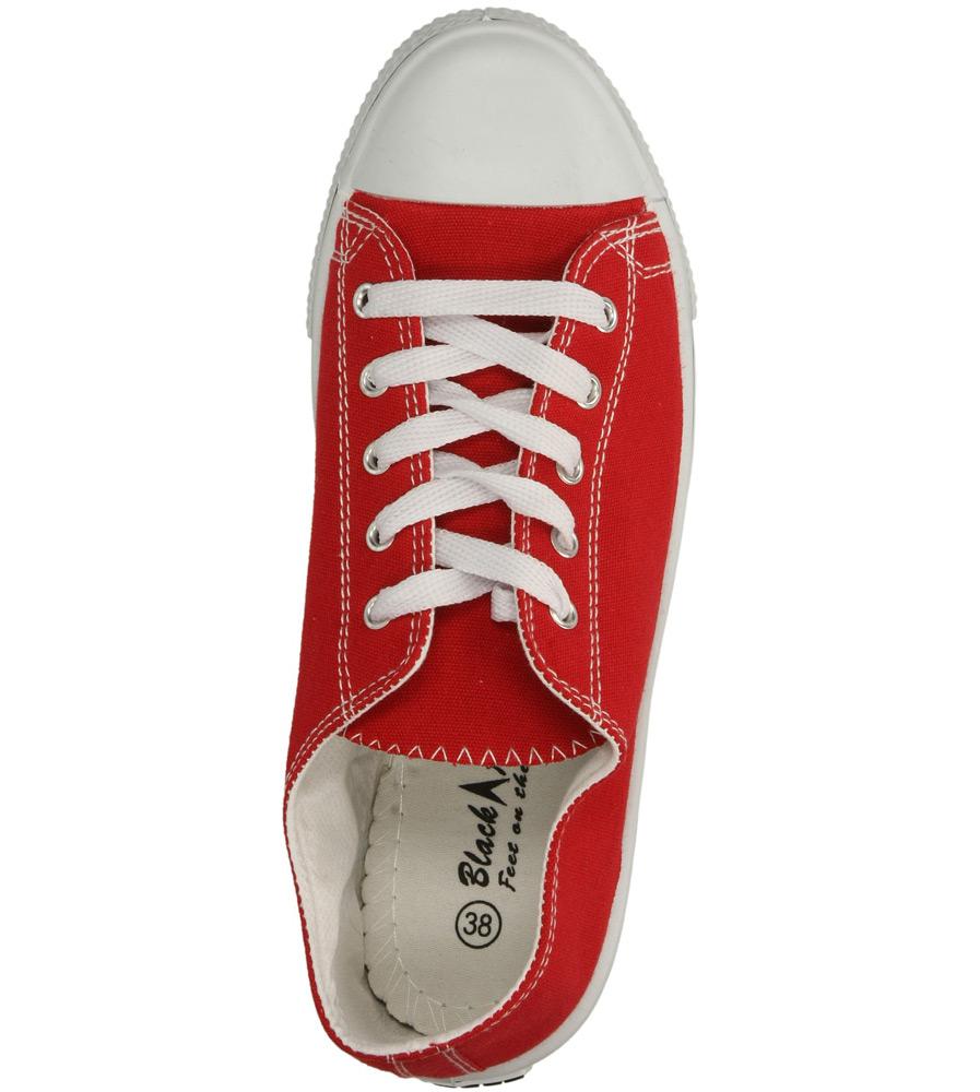 Damskie TRAMPKI CASU TN-4/TN-2 czerwony;;