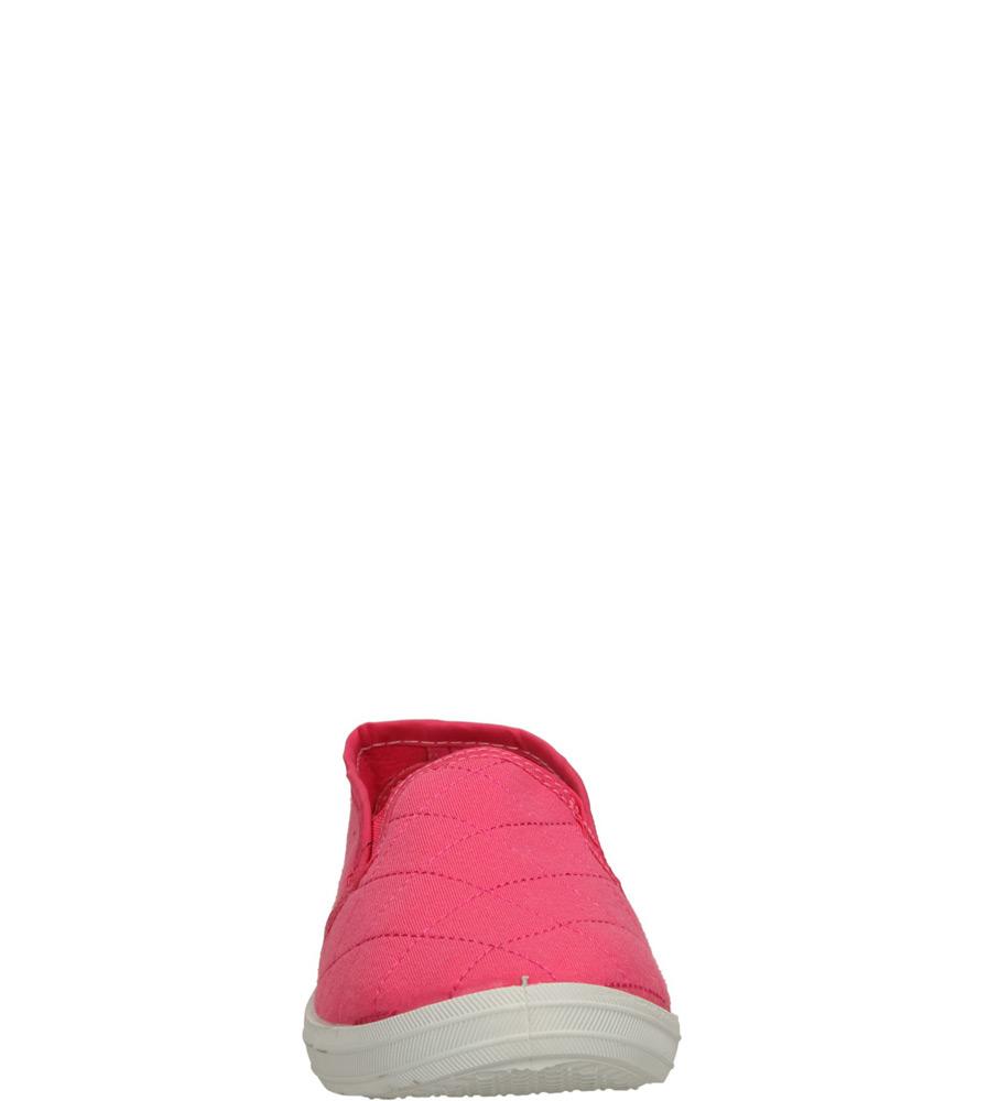 Dziecięce TRAMPKI D-7 różowy;;