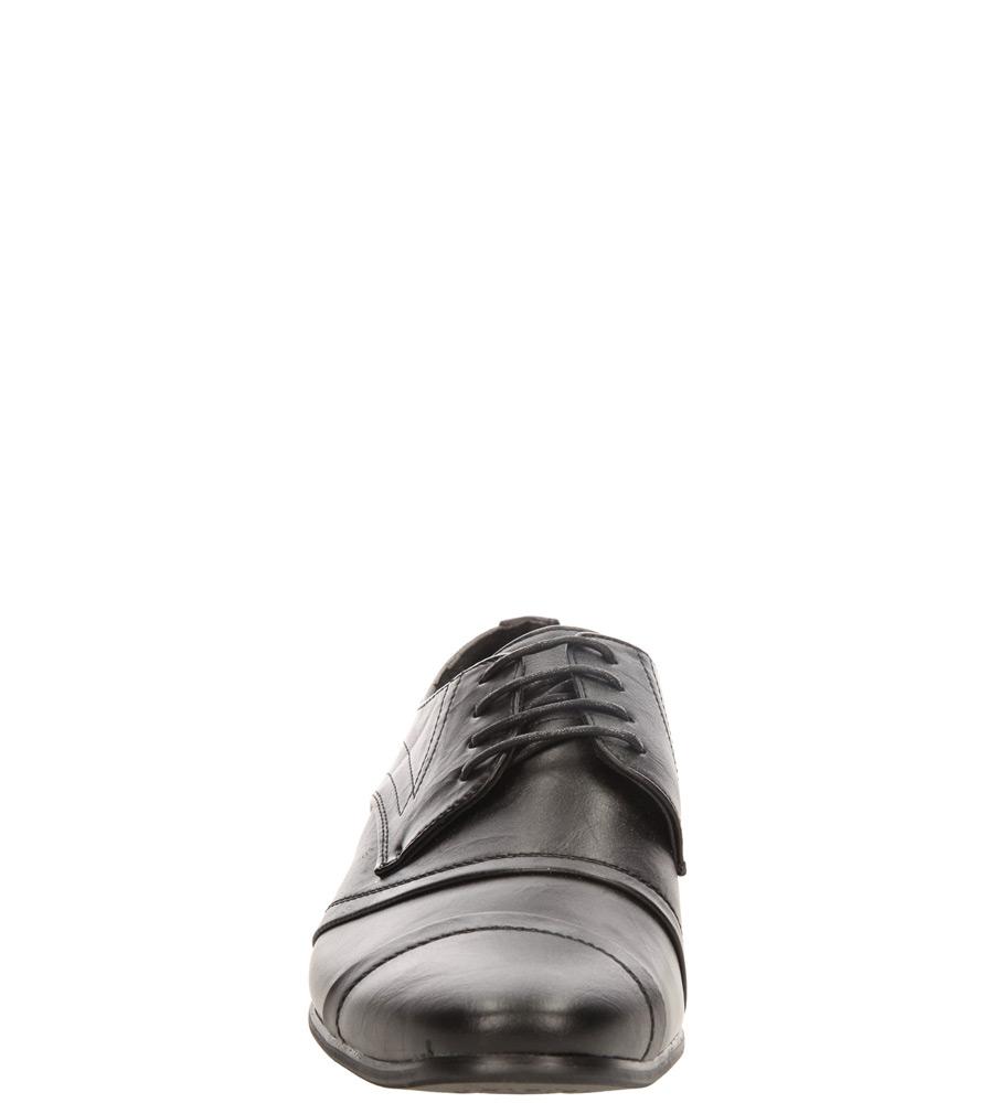 Męskie WIZYTOWE MXC236 czarny;;