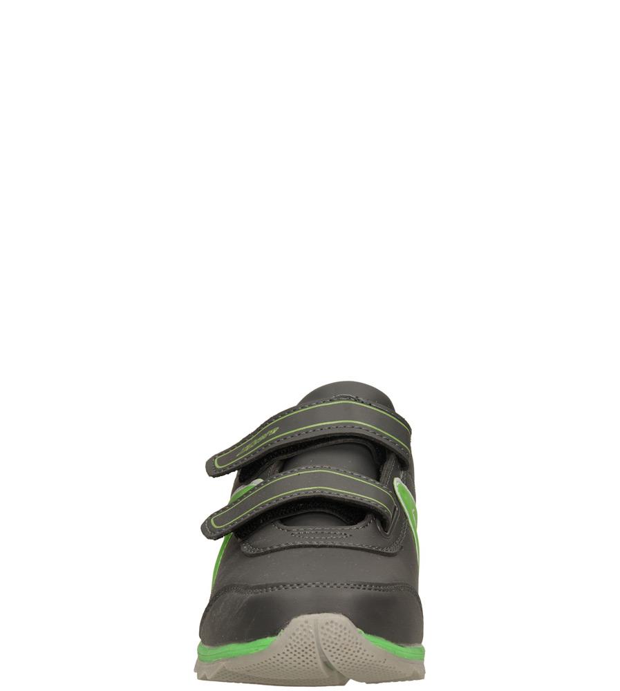Dziecięce SPORTOWE 5XC6808 szary;zielony;