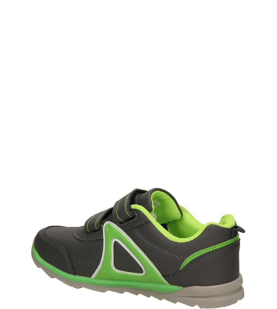 SPORTOWE 5XC6808 kolor szary, zielony