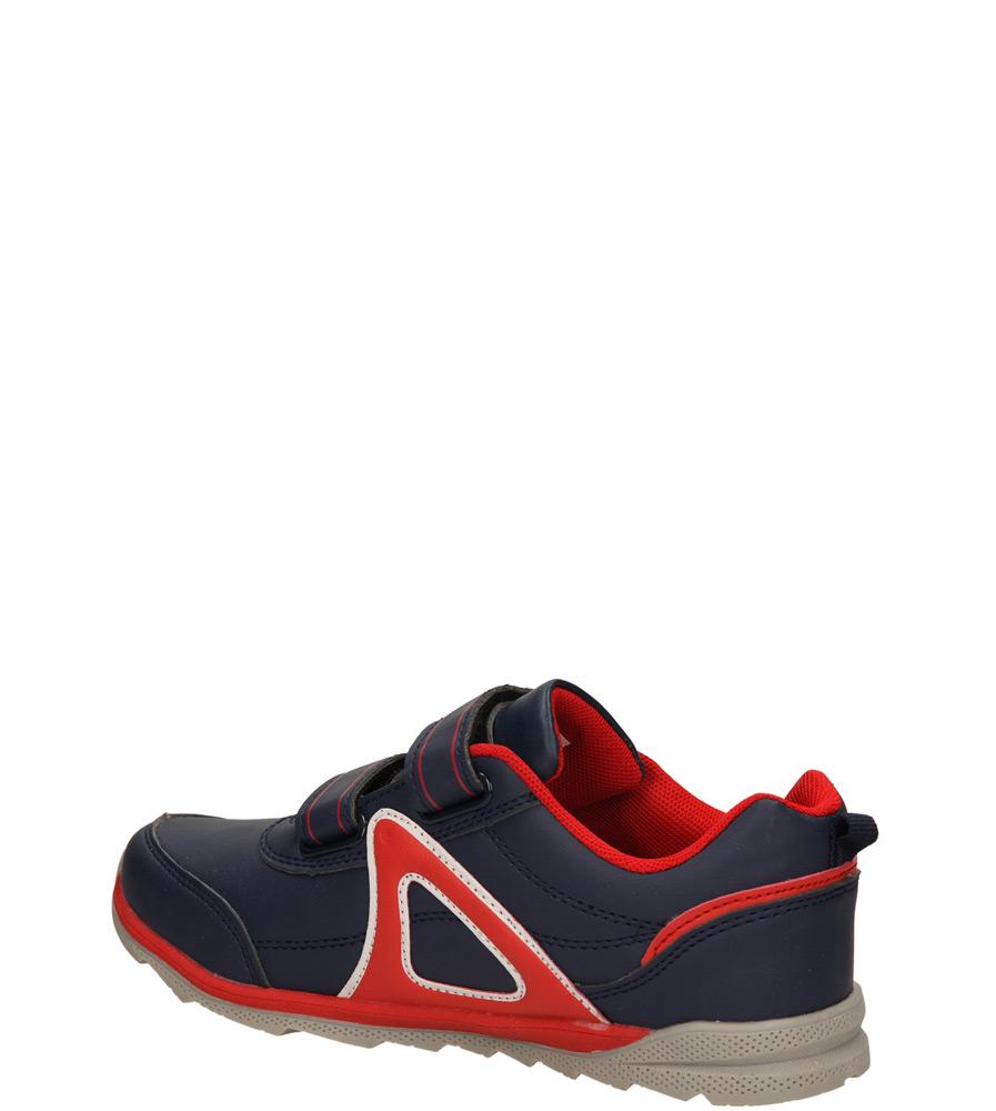 Dziecięce SPORTOWE 5XC6808 niebieski;czerwony;