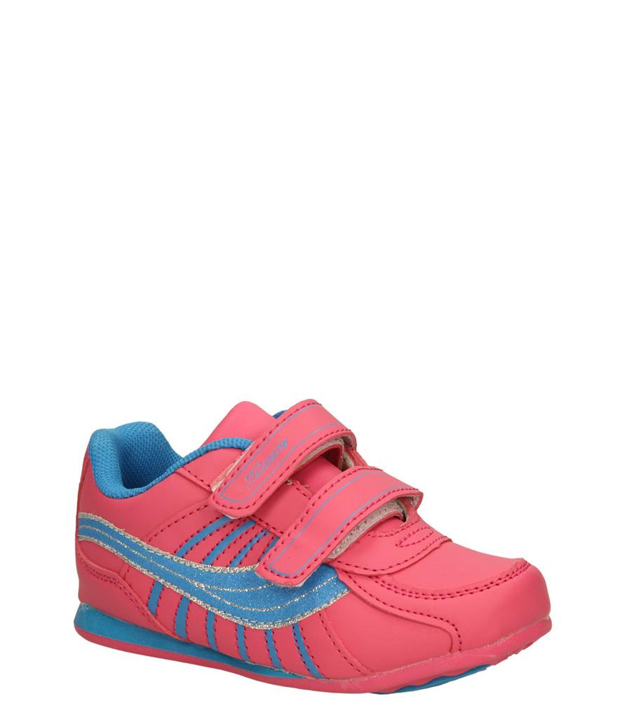 Dziecięce SPORTOWE 1XC6807 różowy;niebieski;
