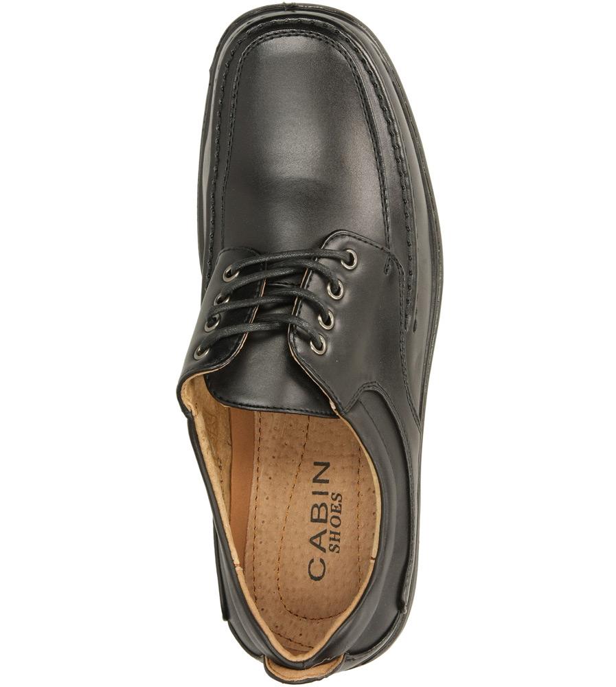 Męskie PÓŁBUTY CASU E1821 czarny;;