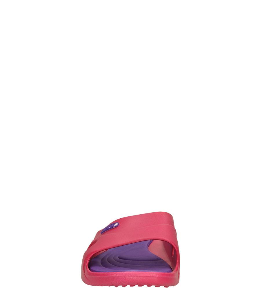 Dziecięce KLAPKI 3060-M różowy;fioletowy;