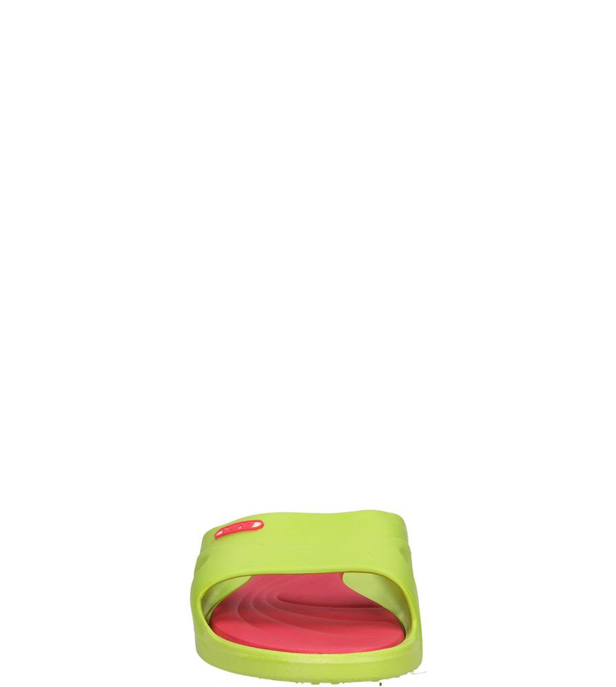 Dziecięce KLAPKI 3060-M zielony;różowy;
