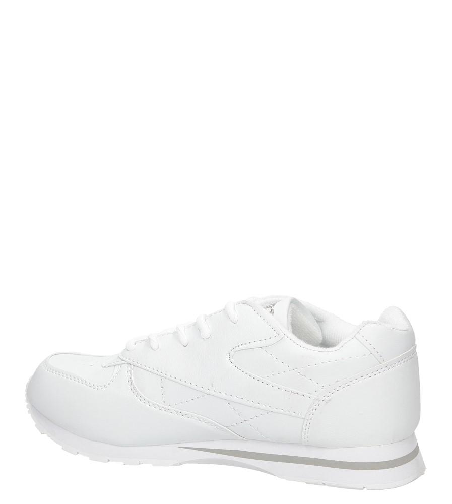 Damskie SPORTOWE CASU B014 biały;;