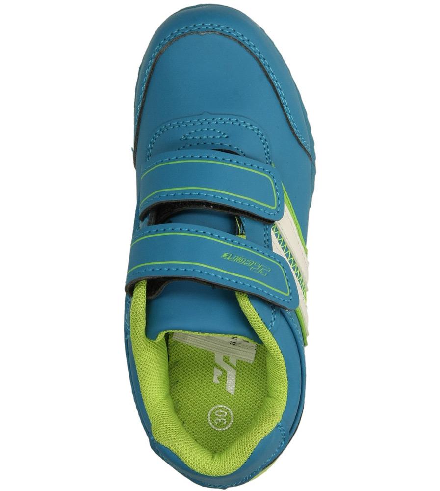 Dziecięce SPORTOWE 3XC6811 niebieski;;