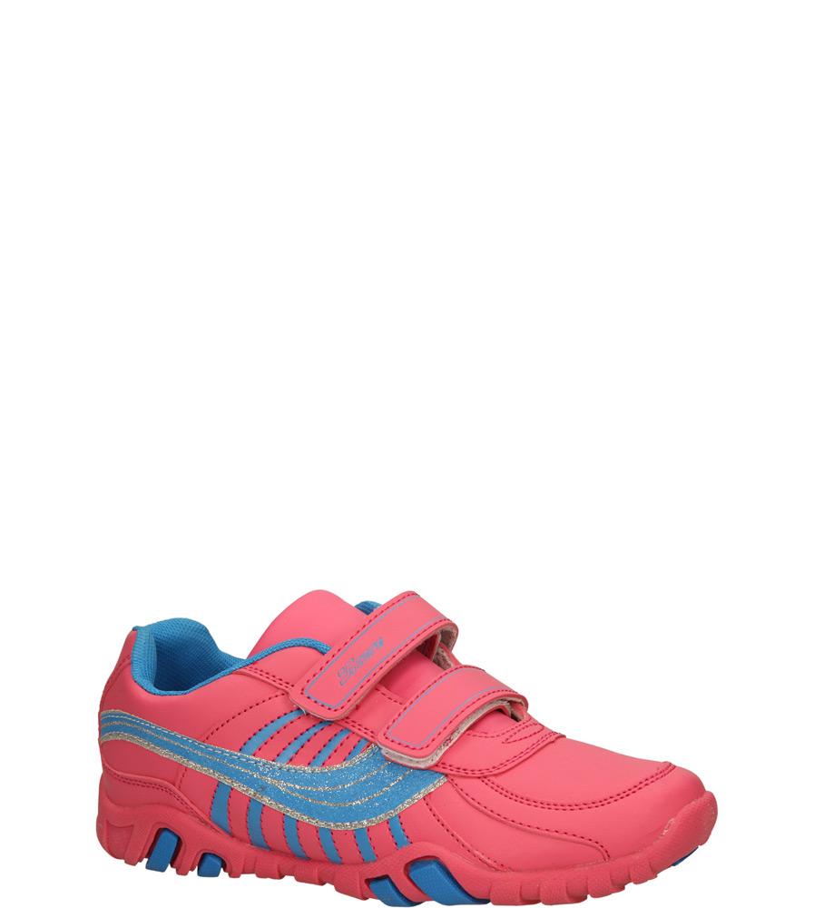 Dziecięce SPORTOWE 5XC6807 różowy;niebieski;