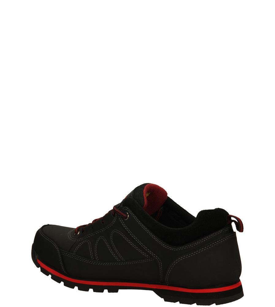 PÓŁBUTY CASU MXC6667-L kolor czarny