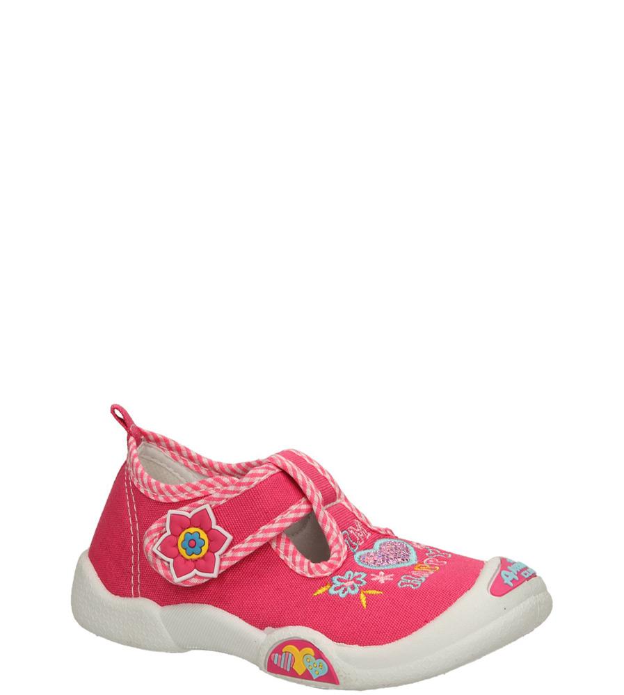 Dziecięce TRAMPKI AMERICAN L1698 różowy;;