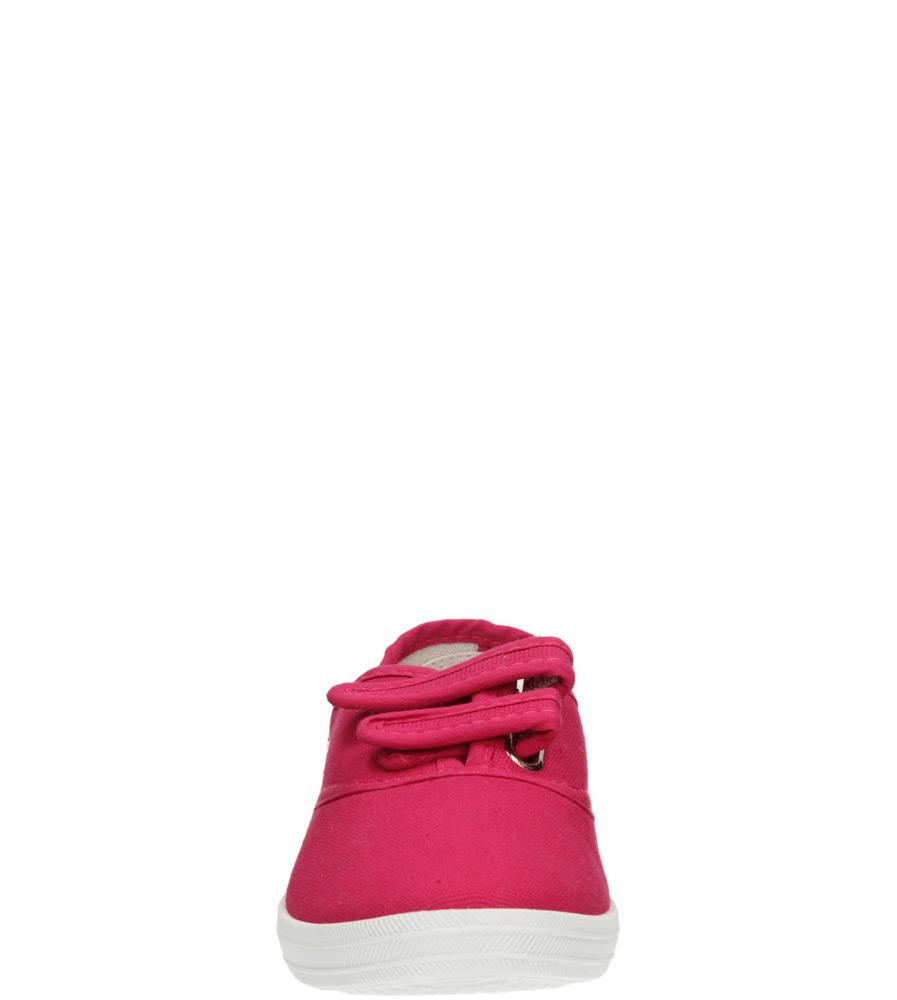 Dziecięce TRAMPKI 5SP-147-LS różowy;;