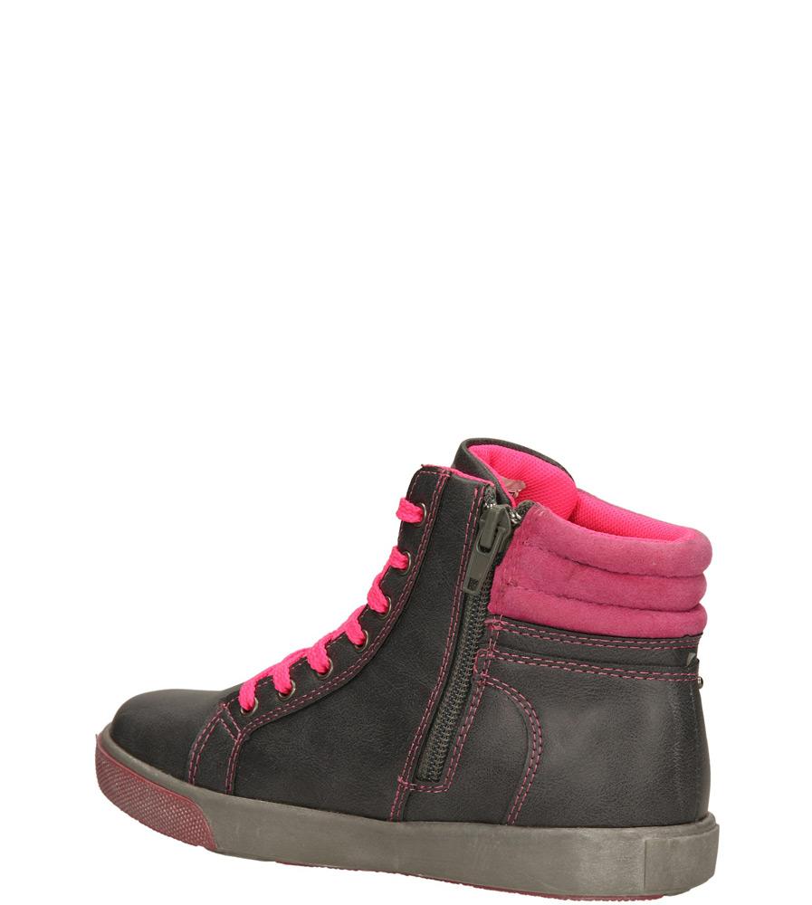 Dziecięce SPORTOWE AMERICAN G-C14125F szary;różowy;