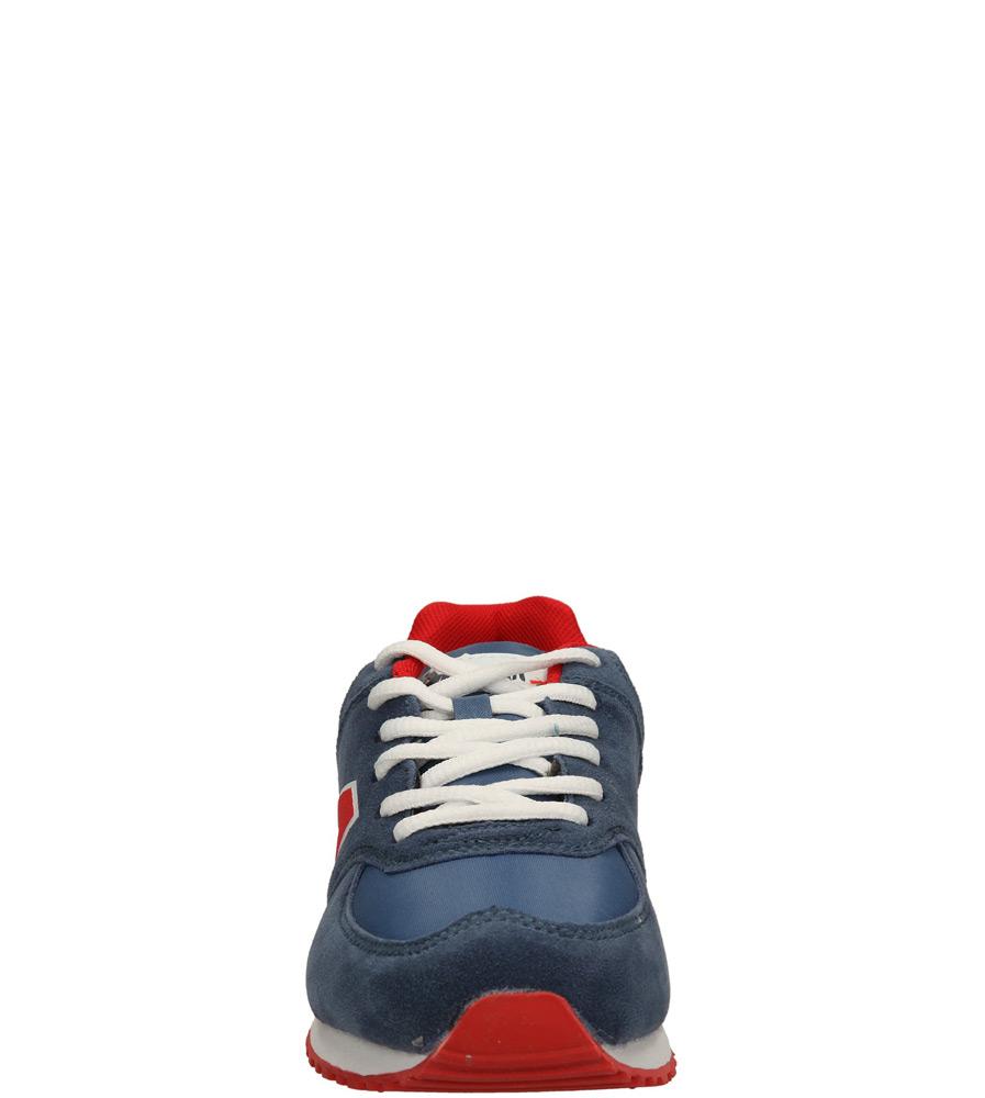 Damskie SPORTOWE AMERICAN 33100-5 niebieski;czerwony;