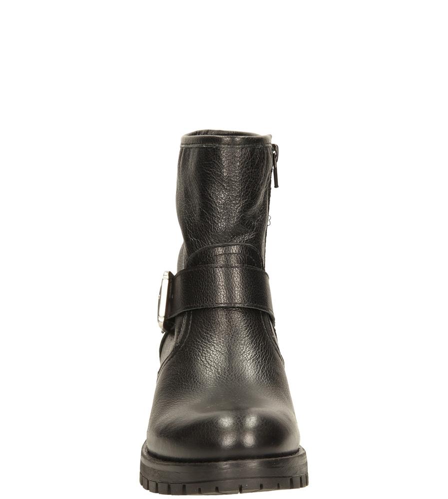 Damskie BOTKI BRONX 44097-CC czarny;;