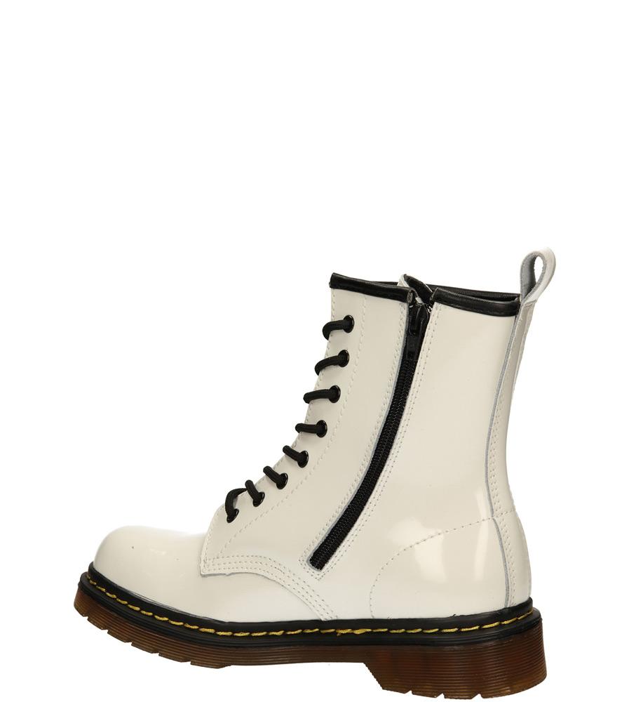 TRZEWIKI MCKEY R13-D-GL-03 kolor biały