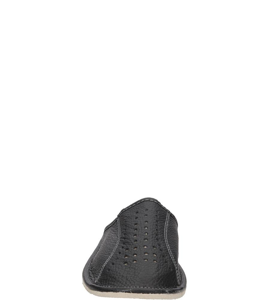 Męskie KAPCIE CASU M-39 czarny;;