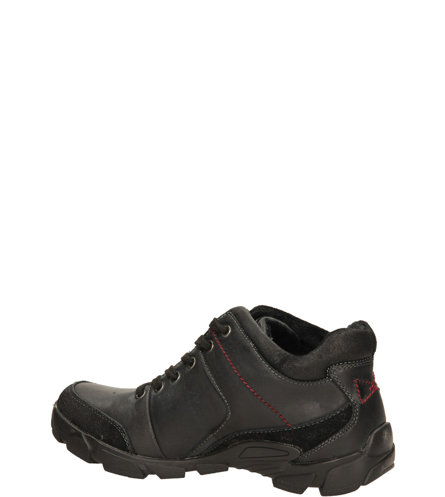 TREKKINGOWE MCKEY R14-M-TR-414 kolor czarny