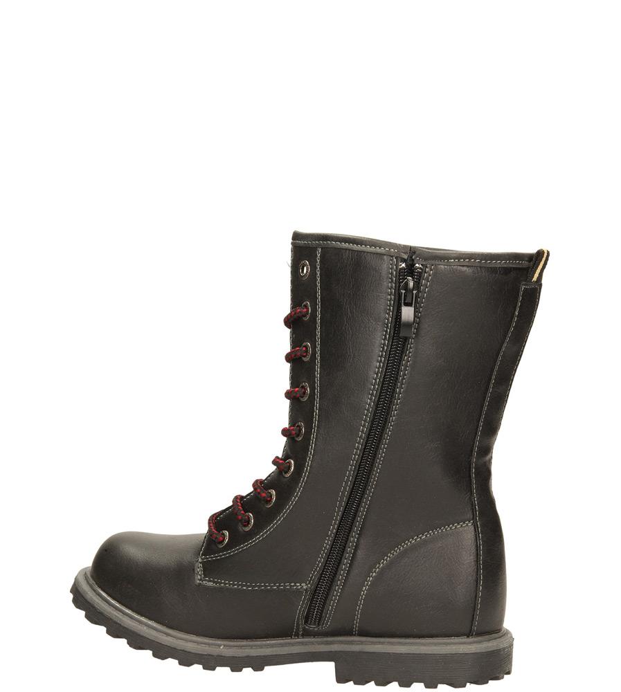 TRZEWIKI 5XC6738-W kolor czarny