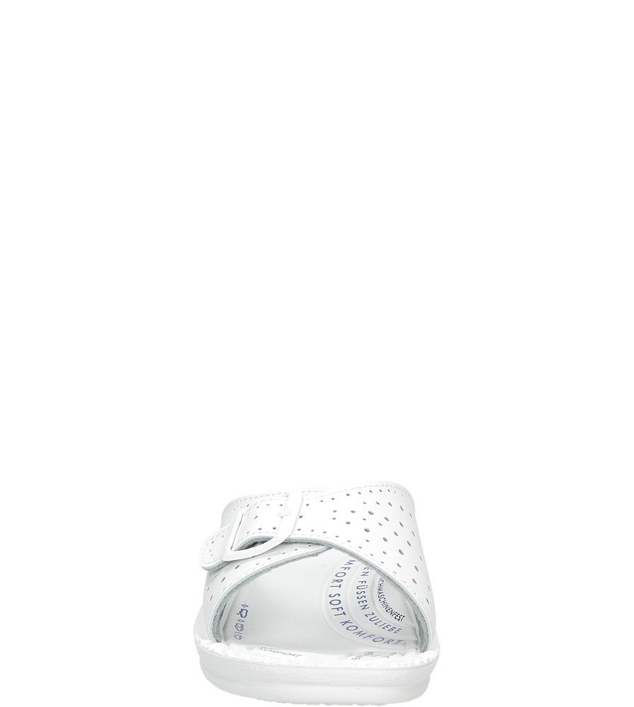 Klapki Inblu VR00009B kolor biały