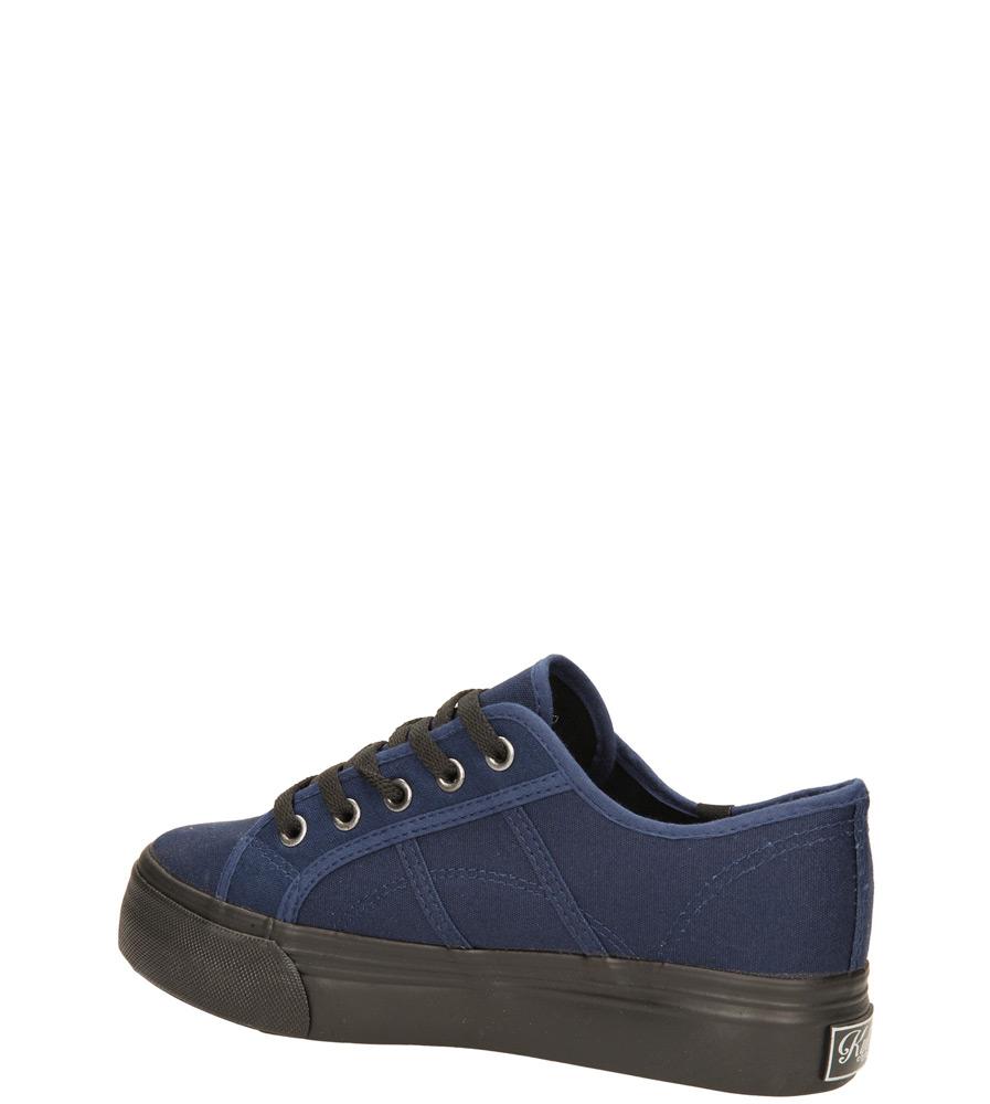 CREEPERSY CASU K1430 kolor ciemny niebieski