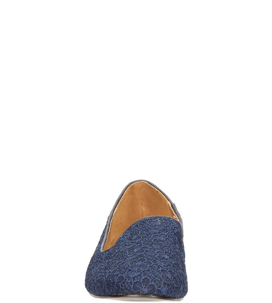 Damskie LORDSY CASU 30337 niebieski;;
