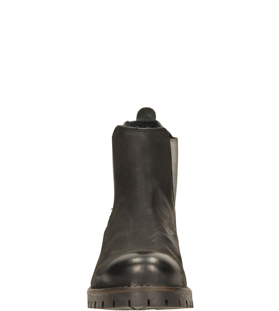 Damskie S.OLIVER 5-26460-33 czarny;;