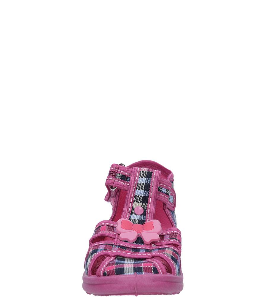 KAPCIE VI-GGA-MI SMERFETKA kolor różowy
