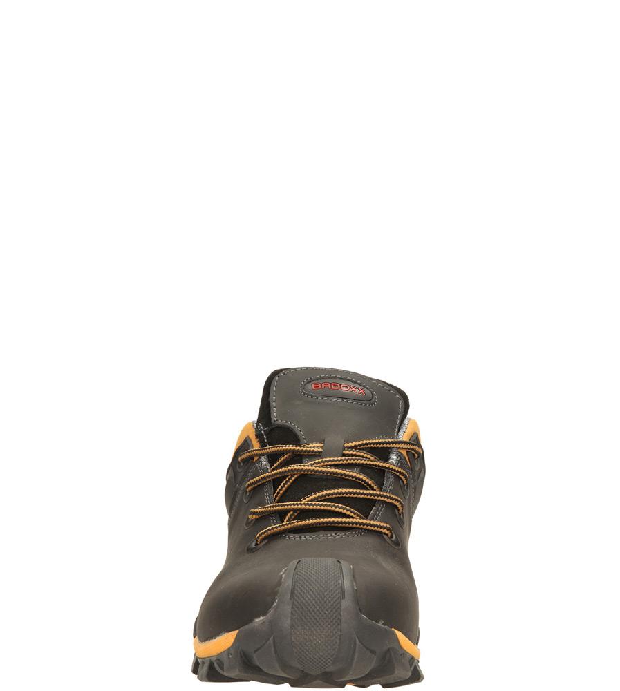 Męskie TREKKINGOWE CASU MXC6254-L czarny;beżowy;