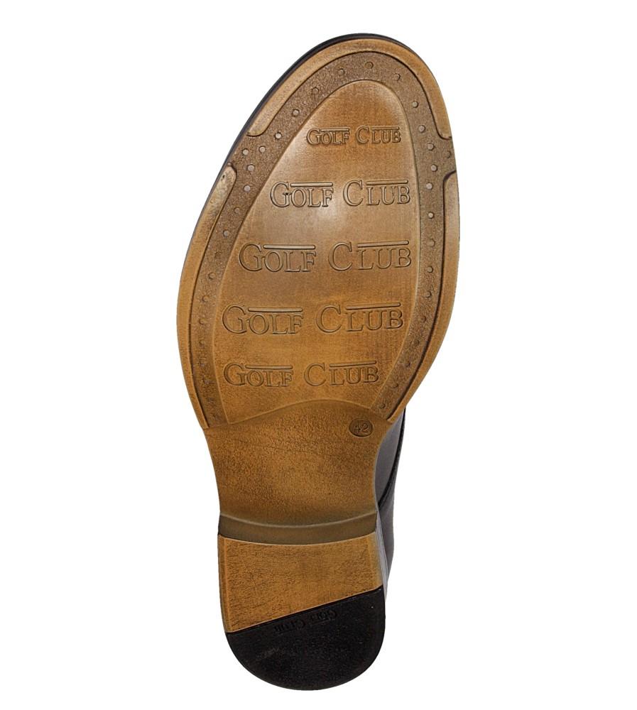 Wizytowe sznurowane Windssor 230 wys_calkowita_buta 9 cm