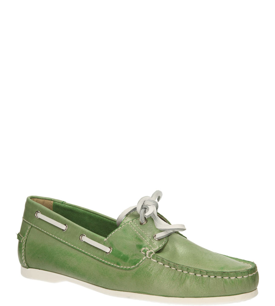 MOKASYNY CAPRICE 9-24650-24 zielony