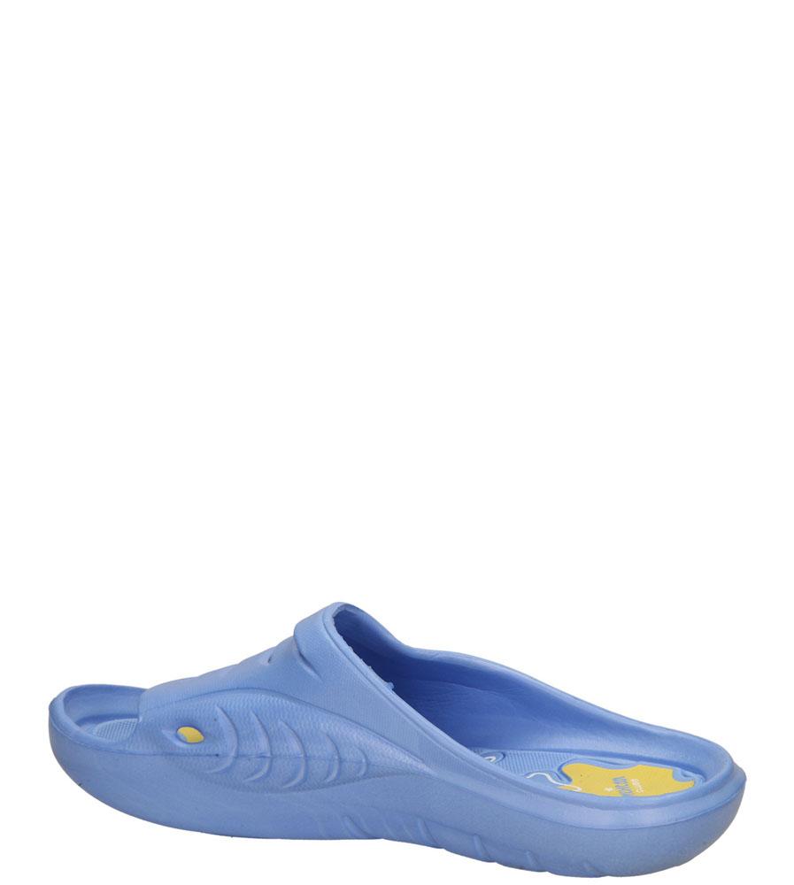 KLAPKI AMERICAN A083-140627-13C kolor niebieski, żółty
