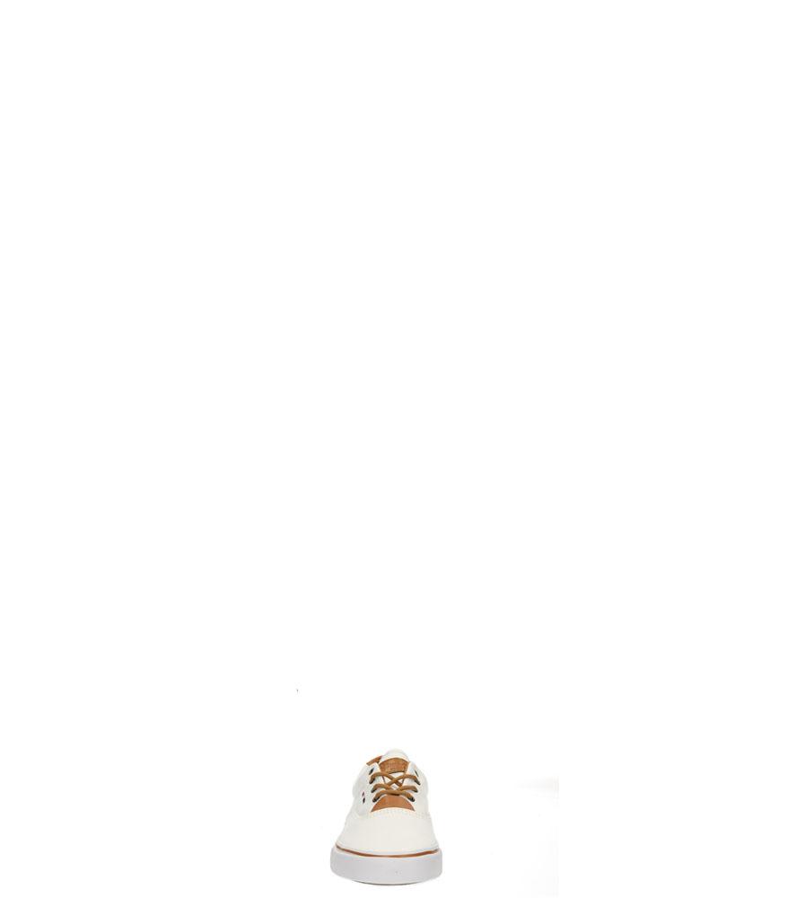 Damskie TRAMPKI AMERICAN LH-15-65-4 biały;brązowy;