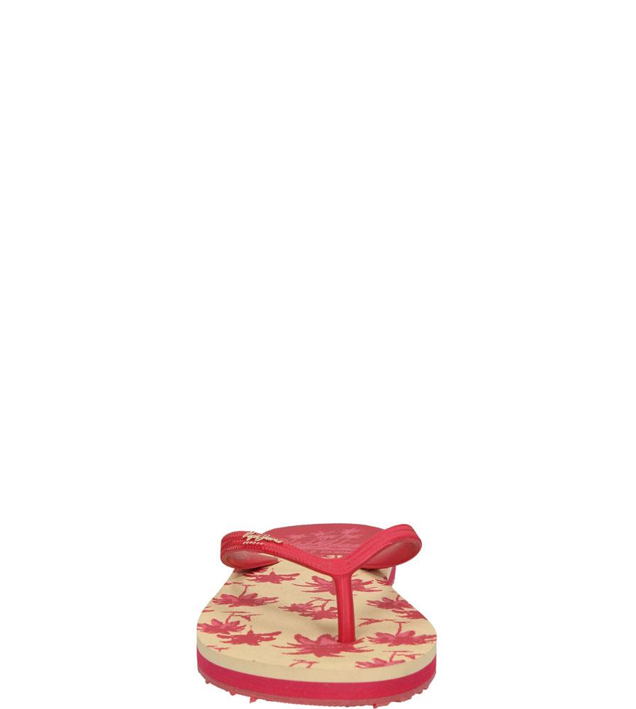 Damskie JAPONKI PEPE JEANS PLS70007 różowy;beżowy;