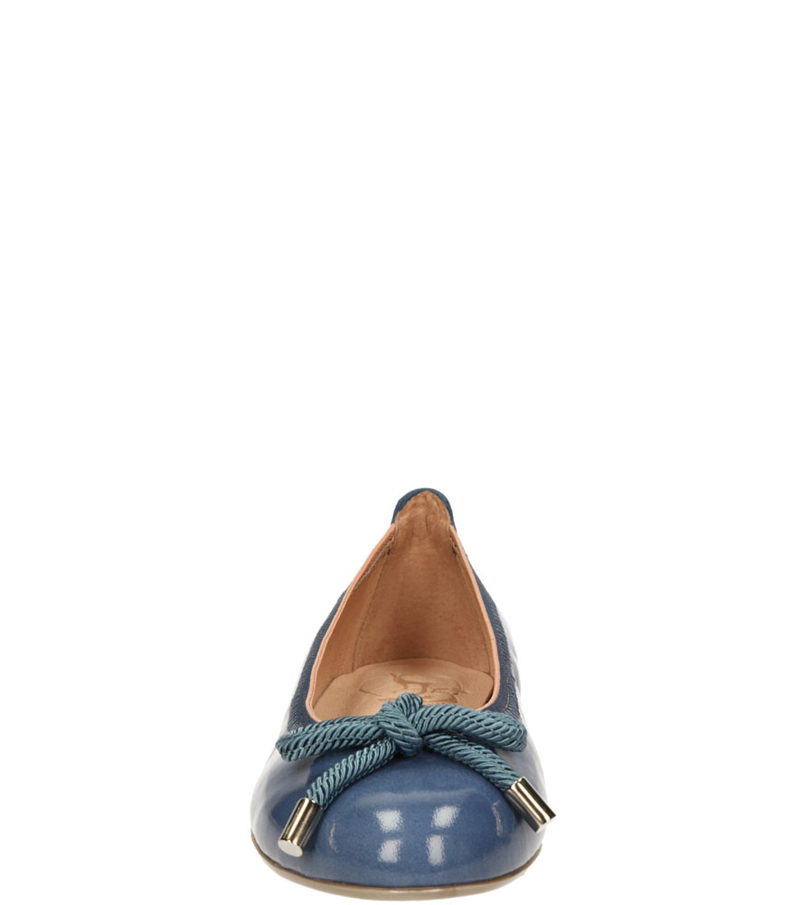 Damskie BALERINY HISPANITAS HV51266 niebieski;;