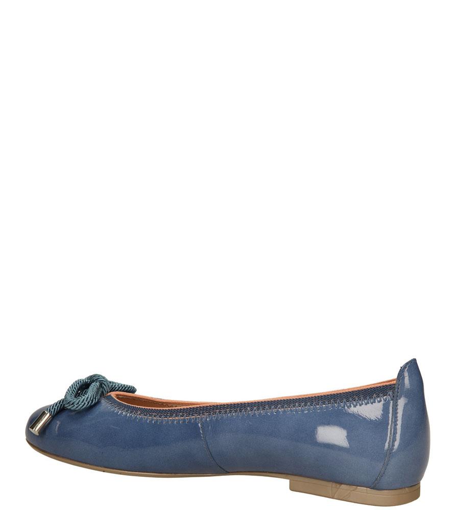 BALERINY HISPANITAS HV51266 kolor niebieski