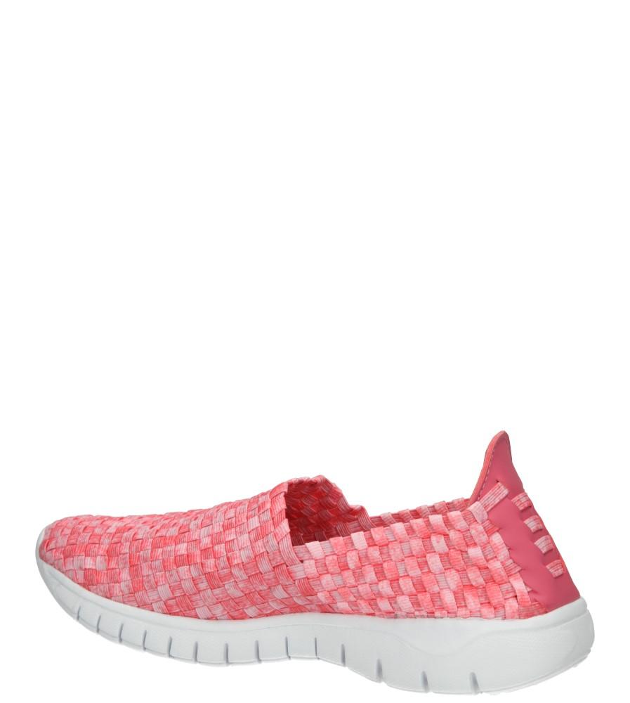 SPORTOWE BLINK 601410 kolor różowy