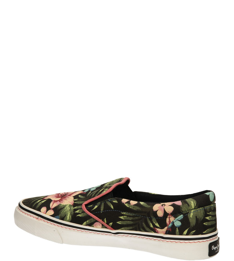 CREEPERSY PEPE JEANS PLS30145 style Kwiatowy