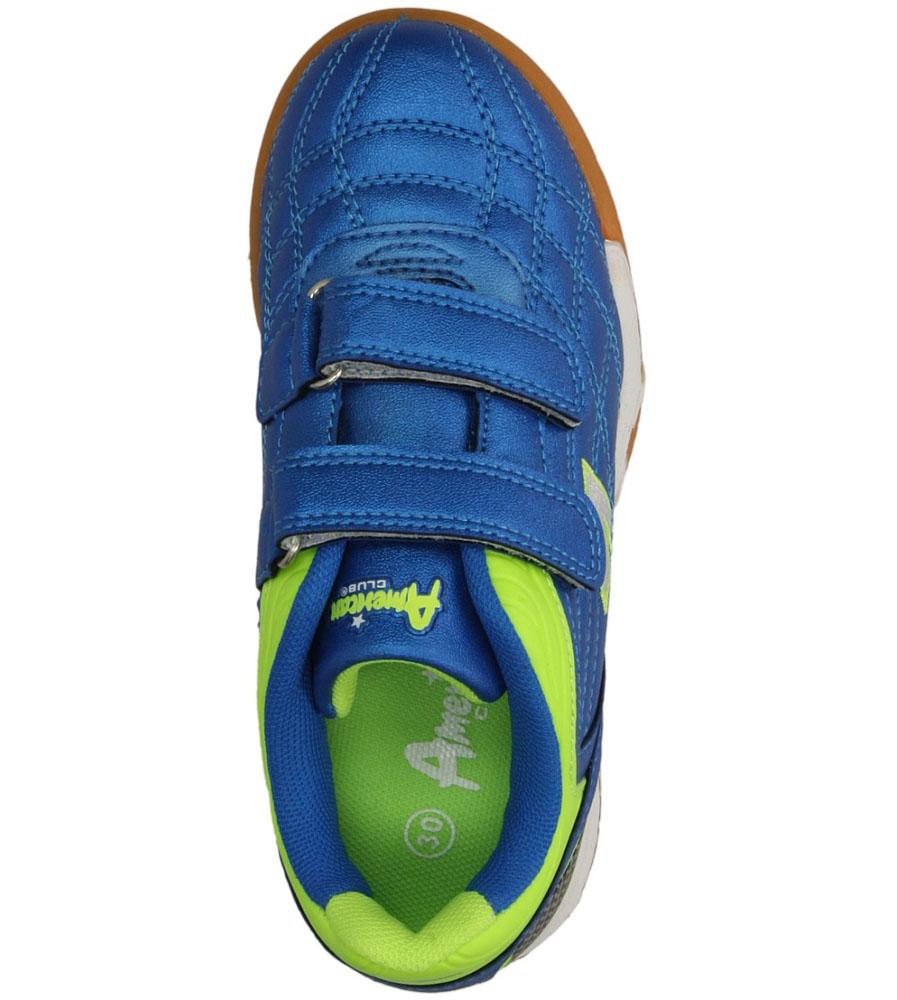 Dziecięce SPORTOWE AMERICAN OGLE-S140704 niebieski;zielony;
