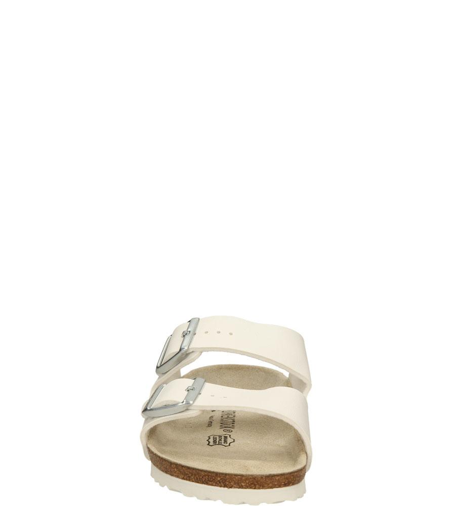 Damskie KLAPKI BIRKENSTOCK 051733 biały;;