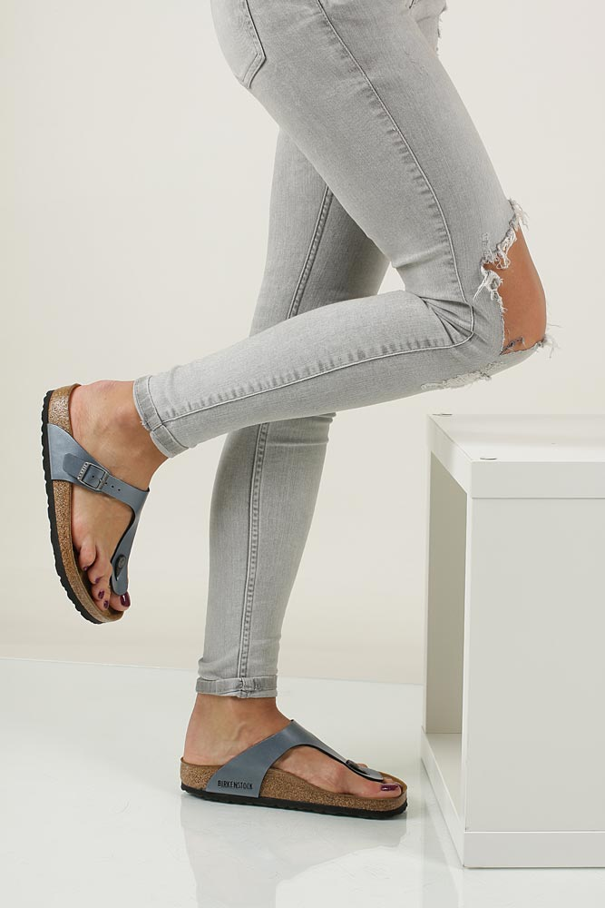 Damen BIRKENSTOCK Flip Flops Sommer Pantoletten Schuhe Gr 36 41 SALE
