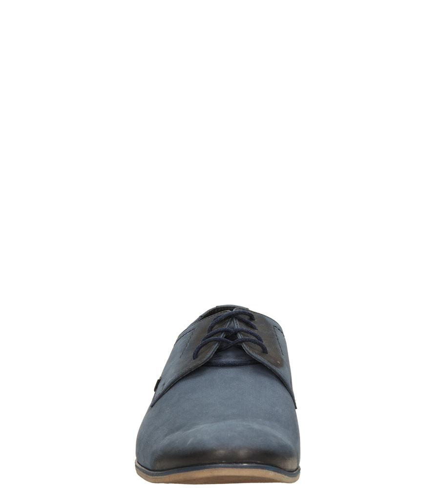 Męskie PÓŁBUTY WINDSSOR 750 niebieski;;