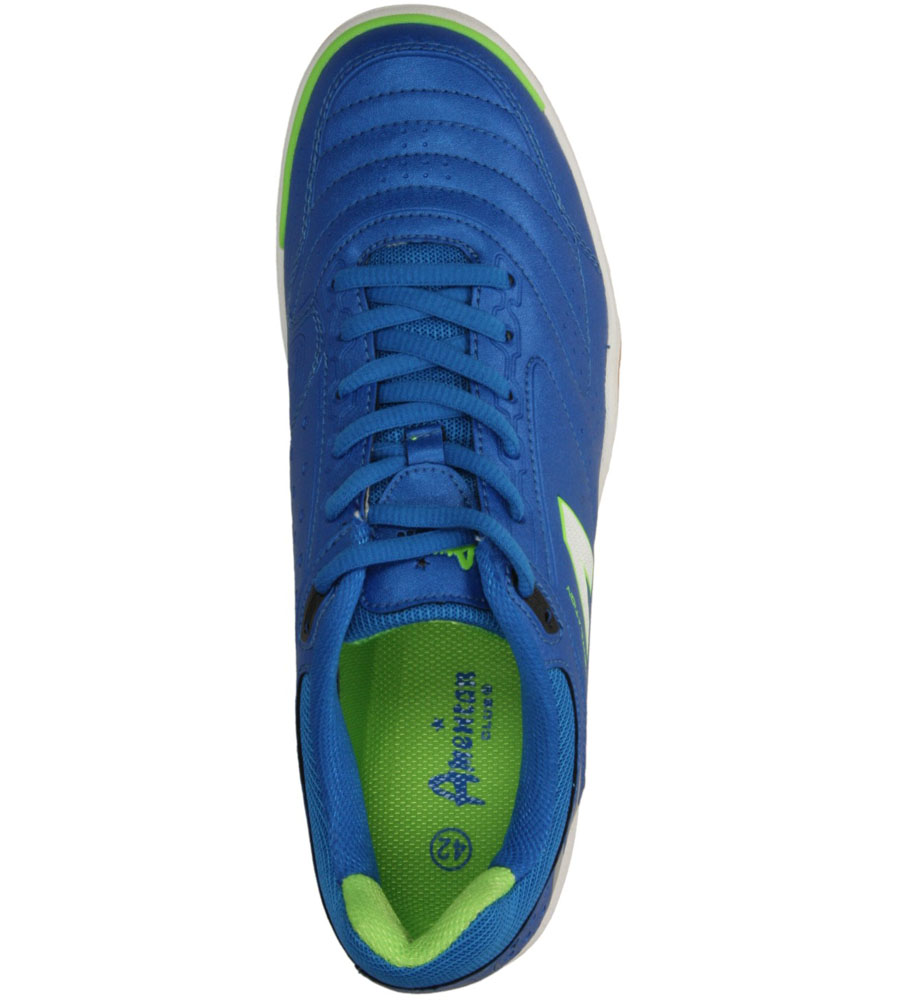 Męskie HALÓWKI AMERICAN OGLE-S140701 niebieski;zielony;