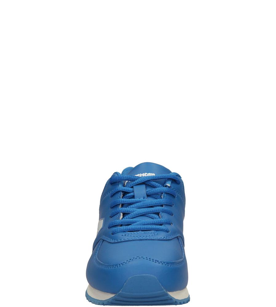Damskie SPORTOWE AMERICAN 33099 niebieski;;