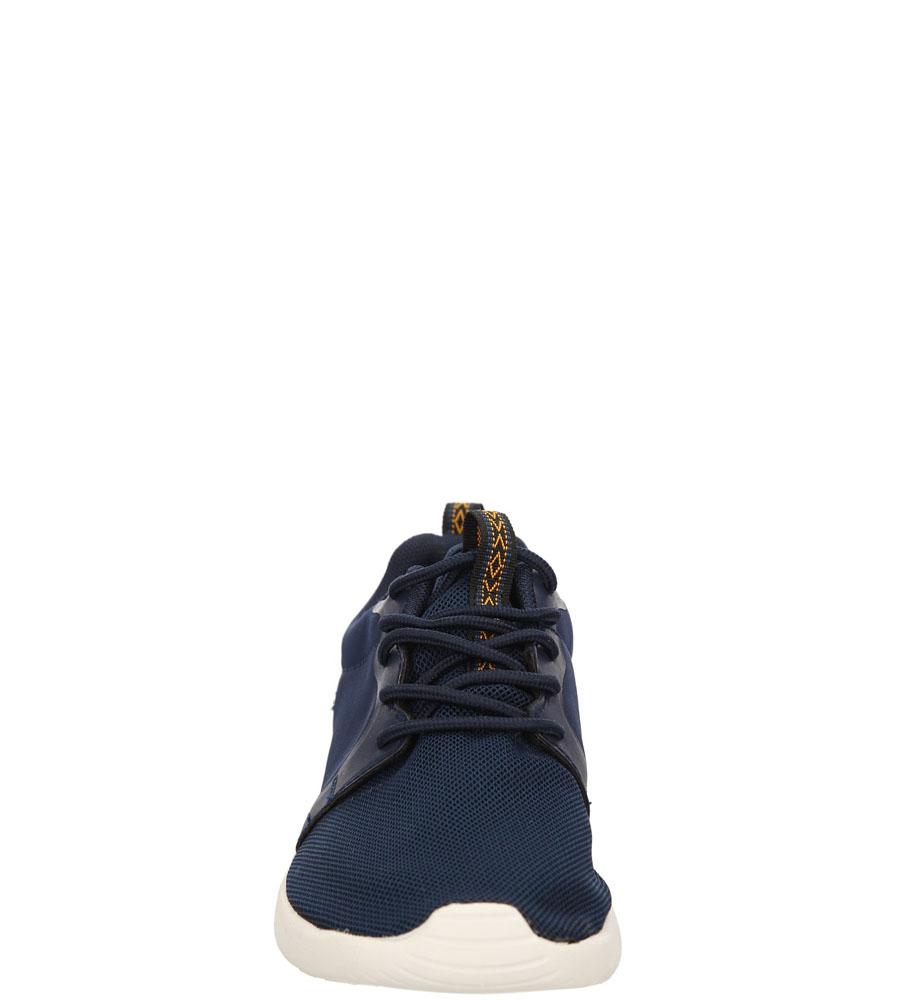 Damskie SPORTOWE CASU 140901 niebieski;;
