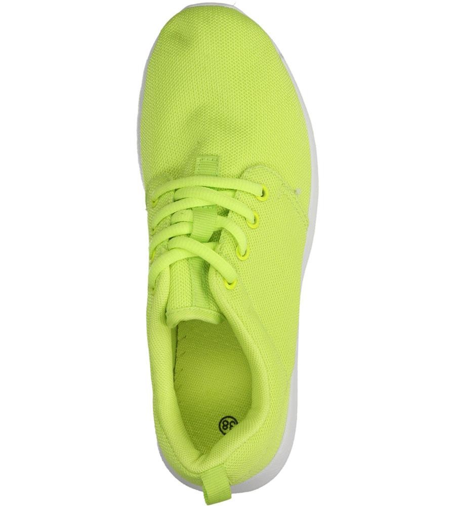 Damskie SPORTOWE CASU 7608 zielony;;